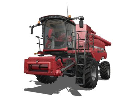 Axial-Flow xx 10