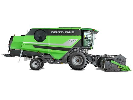 C7206 - 7 7 V6 | 2017 - | Tier 4F :: AgroEcoPower