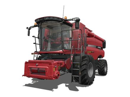 Axial-Flow x150